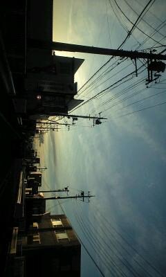 今日の空☆