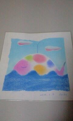 パステル和アート☆20100309